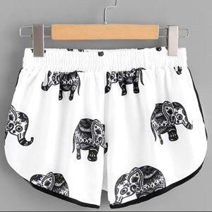 Pants - Elephant Shorts